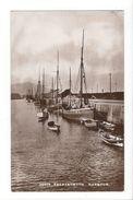 18082 - Aberystwyth Harbour - Cardiganshire