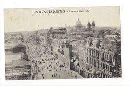 18084 - Rio De Janeiro Avenue Centrale 1921 - Rio De Janeiro
