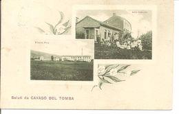 A671 SALUTI DA CAVASO DEL TOMBA - Treviso