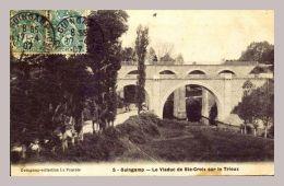 CPA - Guingamp (22) - 5. Le Viaduc De Ste-Croix Sur Le Trieux - Guingamp