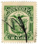 (I.B) Panama Revenue : Duty Stamp 1c - Panama