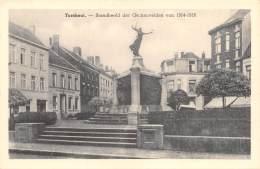 TURNHOUT - Standbeeld Der Gesneuvelden Van 1914-1918 - Turnhout