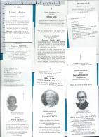 Bp    Booischot        12 Stuks - Images Religieuses