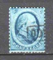 Netherlands 1864 NVPH 4 Canceled  (1) - Gebraucht