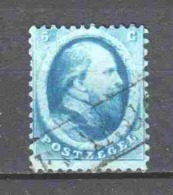 Netherlands 1864 NVPH 4 Canceled  (2) - Gebraucht