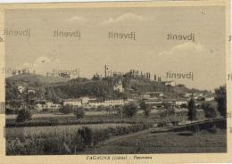 FRIULI - FAGAGNA (UDINE)  - Panorama - Udine