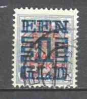 Netherlands 1923 NVPH 133 Canceled (3) - Gebruikt