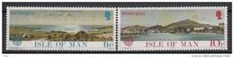 EILAND MAN - Michel - 1977 - Nr 95/96 - MNH** - Isle Of Man
