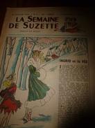 1950 LSDS (La Semaine De Suzette): Le Mystère Du CHAT SIAMOIS ;Au MAROC; Mogador; Capitaine CARO;etc - La Semaine De Suzette
