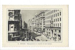 18087 - Madrid Vista Parcial De La Avenida De José Antonio Hotel - Madrid