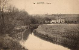 BELGIQUE - LUXEMBOURG - BERTRIX - Sanpont. (n°24). - Bertrix
