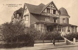 BELGIQUE - FLANDRE OCCIDENTALE - KNOKKE-HEIST - DUINBERGEN - Hôtel Du Châlet. (n°83). - Knokke