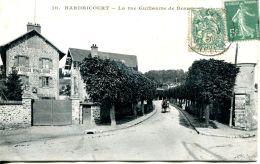 N°57390 -cpa Hardricourt -rue Guillaume De Beaumou- - Hardricourt