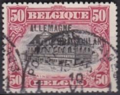 Belgie     .      OBP    .   BZ     .    49       .          O                  .    Gebruikt  .   /     .   Oblitéré - Guerre 14-18