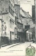Antwerpen Anvers L'Ancienne Rue Du Steen  N. 143 G. Hermans - 1908 - Antwerpen