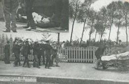 Antwerpen Anvers Catastrophe De Contich 21 Mai 1908 - Antwerpen