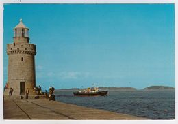 Guernsey       St-Pierre-Port        Phare Du Château - Guernsey