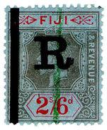 (I.B) Fiji Revenue : Stamp Duty 2/6d (1914) - Fiji (...-1970)