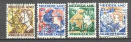 Netherlands 1932 NVPH 248-251 Canceled (2) - Gebruikt