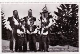 Groupe D'Armaillis - La Gruyère - Costumes