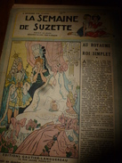 1948 LSDS (La Semaine De Suzette): La Petite REPORTER De LA SEMAINE DE SUZETTE à L'O.N.U. Etc - La Semaine De Suzette