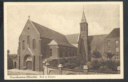 +++ CPA - KRUISHOUTEM - CRUYSHOUTEM - Marolle - Kerk En Klooster  // - Kruishoutem