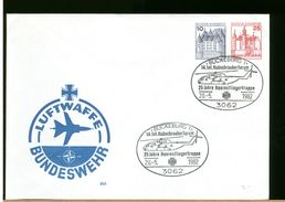 GERMANY - Ganzsachen - BUCKEBURG - ELICOTTERO - HEERES FLIEGER TRUPPE - Elicotteri