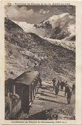 Terminus Du Chemin De Fer Du Mont-Blanc Conduisant Au Glacier De Bionnassay (2800m) - Autres Communes