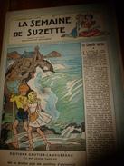 """1948 LSDS: La Chapelle Marine De Notre-Dame Des Flots ;Plougarla'ch;La """"Marie-Corentine"""" Barque Des Kervallac'h; Etc - La Semaine De Suzette"""