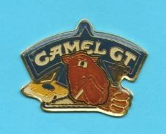 1 PIN'S //   ** TEAM ** CAMEL GT ** . (© 1991 RJRT) - Rallye