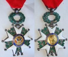 Médaille Ordre De La LEGION D'HONNEUR - France