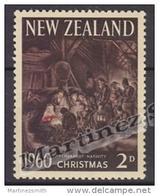 New Zealand - Nouvelle Zelande 1960 Yvert 404 Christmas - MNH - New Zealand