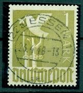 Alliierte Besetzung. II. Kontrollratsausgabe, Nr. 959 B Gestempelt, Farbbestimmt Bernhoeft, ArGe - Gemeinschaftsausgaben