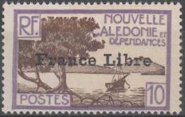 N° 200 - X X - ( C 365 ) - ( Très Léger Plis Sur La Gomme ) - Nueva Caledonia