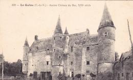 22. LE QUIOU .CPA.  ANCIEN CHÂTEAU DU HAC. COCHON ET SA GARDIENNE - France