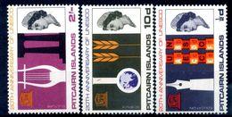 1966 PITCAIRN SERIE COMPLETA MNH ** - Pitcairn