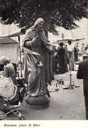 CPSM Numérotée N° 001039 Sur 1500, Rouen Vécu (07/78) Photo Seguran, Brocante Place St Marc BD & Cachet Librairie Magne - Rouen