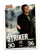 Slam Attax ECW - Matt STRICKER - Martial Arts