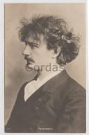 Poland - Jan Paderewski - Composer - Pianist - Freemason - Prime Minister - Chanteurs & Musiciens