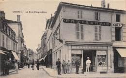 16 - CHARENTE / Cognac - 16819 - Rue D' Angouleme -  Beau Cliché Animé - Cognac