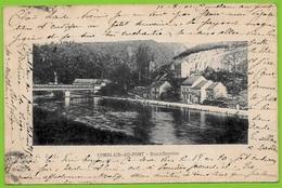 """CPA Belgique Belgie - COMBLAIN-au-PONT - Douxflamme (a Voyagé En 1901 & Commentée """"pays Magnifique"""") - Comblain-au-Pont"""