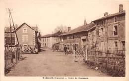 16 - CHARENTE / 16909 - Exideuil - Route De Chabannais - France