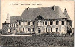 24 - Château De BRUSSY --  Environ De Payzac - Otros Municipios