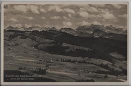 Aussicht Vom Etzel-Kulm Gegen Die Glarneralpen - Photoglob - SZ Schwyz
