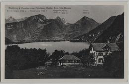 Gasthaus & Pension Zum Friedberg Betlis Bes. Jak. Thoma - SG St. Gall