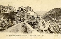 CASTILLON - Alpes Maritimes - Autres Communes