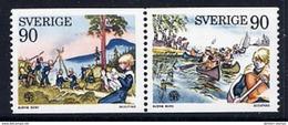 SWEDEN 1975 Scouts  MNH / **.  Michel 921-22 - Sweden