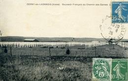 CERNY En LAONNOIS - Souvenir Français Du Chemin Des Dames - Autres Communes
