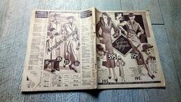 Catalogue Ancien Galeries Lafayette Paris 1934 Mode Femme Enfant  Homme - Mode