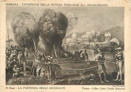CPA Ferrara-Esposizione Della Pittura-La Partenza Degli Argonauti         L2426 - Non Classés